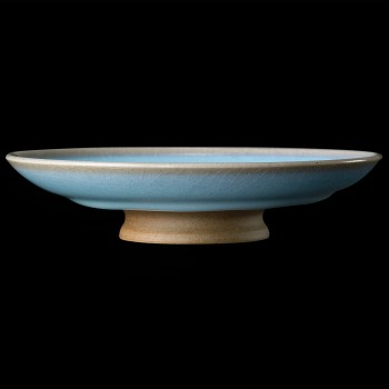 Qing lian Jun Porcelain (Plate)
